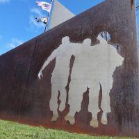 Vietnam War Memorial, Augusta Maine, Огаста