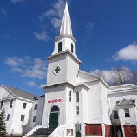 Green Street United Methodist Church, Augusta Maine, Огаста