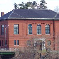 City Hall, Augusta Maine, Огаста