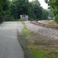 Kennebec River Rail Trail, Огаста