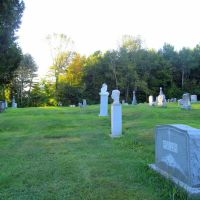 Old Saint Augustine Cemetery,Augusta Maine, Огаста