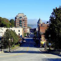 Water Street, Augusta, Maine, Огаста
