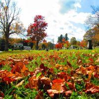 Mt. Vernon Cemetery, Winthrop Street, Augusta, Maine, Огаста