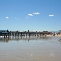 The Pier, Old Orchard Beach, Maine, Олд-Орчард-Бич