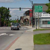 Main Street, Orono Maine, Ороно
