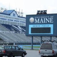 Football Stadium, Ороно