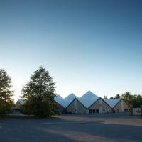 Alfond Arena, Ороно