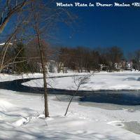 Stillwater River, Ороно