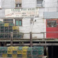 Harbor Fish Market, Portland, Портленд