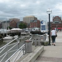 From Long Wharf, Портленд
