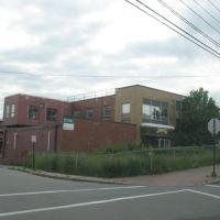 Old hot dog factory, Портленд