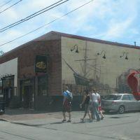 Lobster parking, Портленд