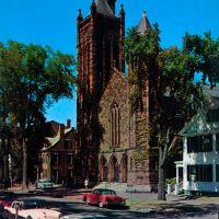 State Street Congregational Church in Portland, Maine, Портленд
