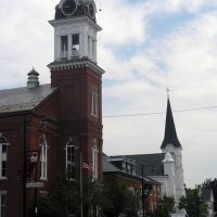 Main Street - Saco, Maine, Сако