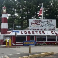 Lobster Claw Restaurant - Saco, Maine, Сако