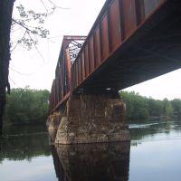 Old RR Bridge, Сако