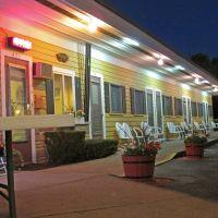 Saco Motel, Maine, Сако