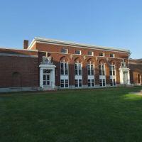1926 Scarborough High School (Elwood G. Bessey School); 272 ME 1, Scarborough, Maine, Скарборо
