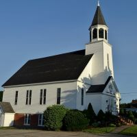 First Congregational Church, 167 Black Point Rd., Scarborough, Maine, Скарборо