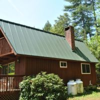 Scarborough, ME  04074 Metal Roof Installation, Скарборо