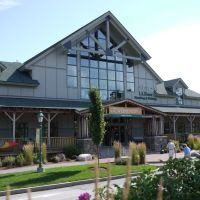 LL Bean Superstore, Freeport, ME, Фрипорт