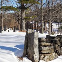 Mast Landing Cemetery, Freeport Maine, Фрипорт