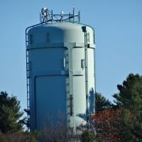 Freeport water tower, Фрипорт