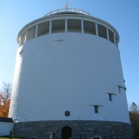 Thomas Hill Standpipe in Bangor, Хампден