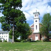 Bangor Theological Seminary, Хампден