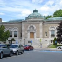 Bangor Library - Thanks Steve, Хампден