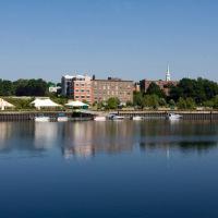 Bangor, Maine, Хампден