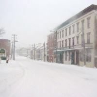 Snow of 2003, Фредерик