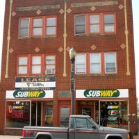 Subway, 69 South Market Street, Frederick, MD, Фредерик