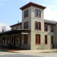 B&O Railroad Station, now Frederick Community Action Agency‎, 100 South Market Street Frederick, MD 21701, Фредерик