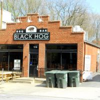 Black Hog, 118 South Market Street, Frederick, MD, Фредерик