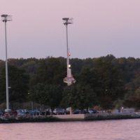 """Mast"" USNA Mark, Annapolis, Аннаполис"