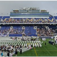 Navy - Marine Corps Memorial Stadium (Commissioning 2010), Аннаполис