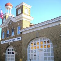Waterwitch Hook and Ladder #1 Fire Station, 33 East Street, Annapolis, MD, Аннаполис