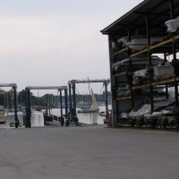 Bert Jabins Yacht Yard Lifts, Аннаполис