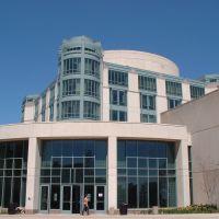 UMBC Library, Арбутус