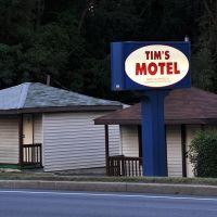 Tims Motel, Арбутус
