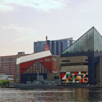 USA - MD - Baltimore. Inner Harbor - National Aquarium, Балтимор