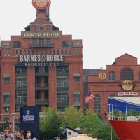 USA - MD - Baltimore. Inner Harbor - Power Books...? Books Power ? who cares - its HARD ROCK now, Балтимор
