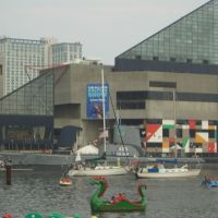 National Aquarium and Submarine, Балтимор
