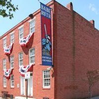 Babe Ruth Museum, Балтимор