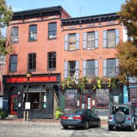 Koopers Tavern at Thames St., Fells Point, Балтимор