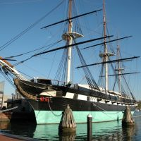 USS Constellation, Балтимор