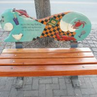 bench, Бетесда