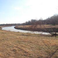 Scenery of Anacostia Trail, Брентвуд
