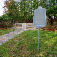 Battle of Bladensburg, War of 1812, Fort Lincoln Cemetery, Bladensburg Rd NE, Washington DC, Брентвуд